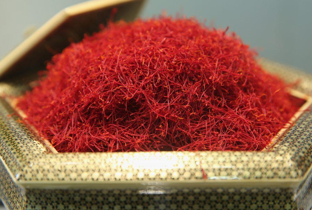 خرید زعفران قائنات بسته بندی