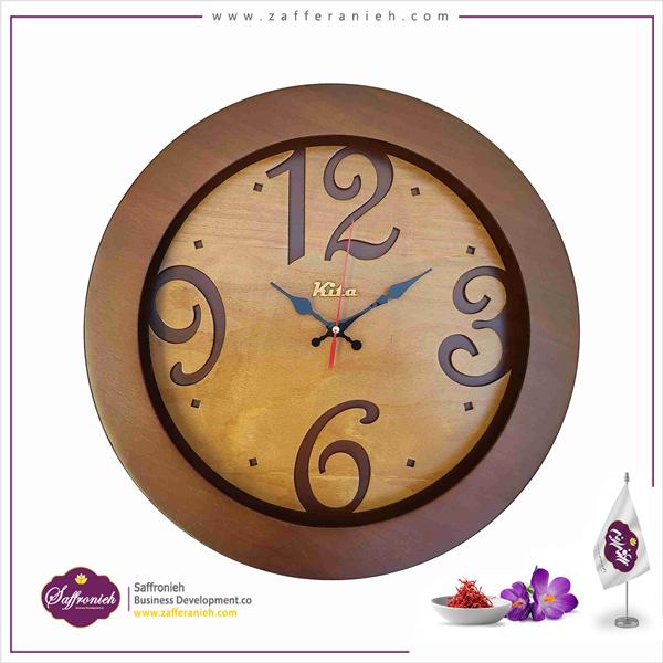 ساعت چوبی کیتا مدل CKS605C