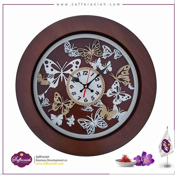 ساعت چوبی کیتا مدل CKS622C