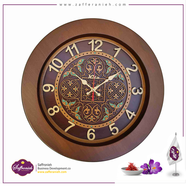 ساعت چوبی کیتا مدل CKS624C