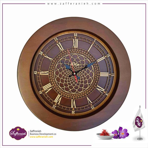 ساعت چوبی کیتا مدل CKS618C