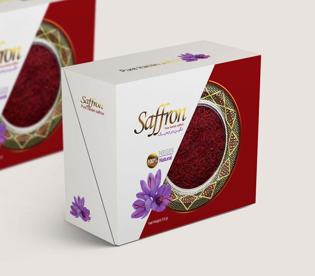 فروش انواع پک زعفران 1