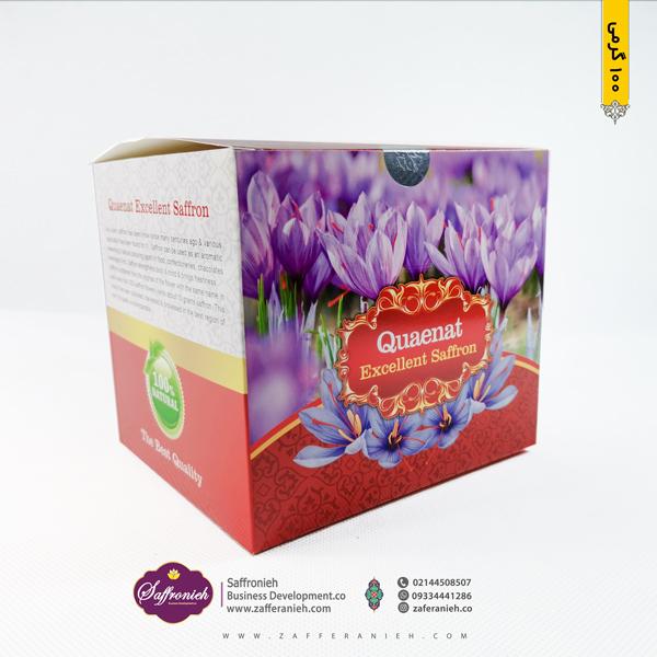 خرید زعفران سرگل ممتاز اصل قائنات در تهران
