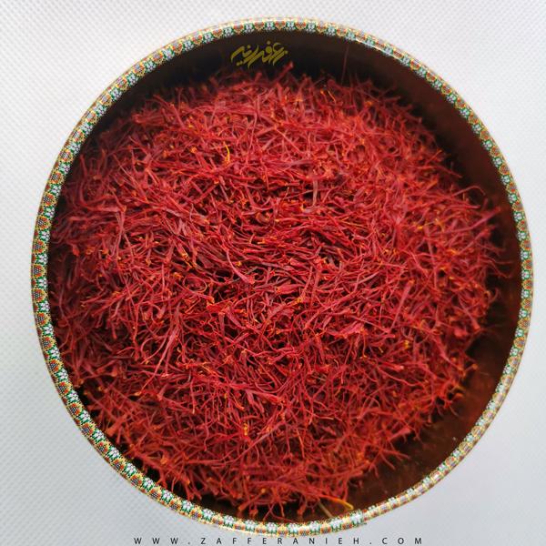 زعفران سرگل ممتاز 50 گرمی